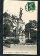 CPA - AVRANCHES - Le Monument Du Souvenir Français - Avranches