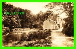BRAMSHOTT, HAMPSHIRE, UK - FLOUR MILL -  F. FRITH & CO LTD - - Bournemouth (until 1972)