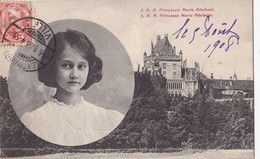 S.A.R. Princesse Marie Adelaide - Grand-Ducal Family