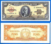 Cuba 50 Pesos 1960 Signature Che Guevara Caraibe Caribe Kuba Pesos Skrill Bitcoins - Cuba