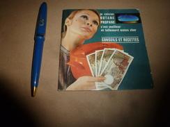 1970  BUTANE PROPANE : Conseils Et Recettes - Electricity & Gas
