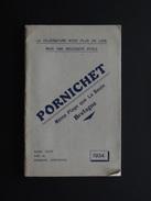 GUIDE DE PORNICHET (44) 1934 - Dépliants Touristiques