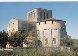 MARCILLAC LANVILLE. - Abbatiale SAINT-MAUR XIIè Siècle. CPM - France