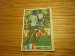 Jean Tigana French Lyon Bordeaux Marseille Football Footballer Spain World Cup 1982 Greece Greek Ntogiakos '80s Game Tra - Deportes