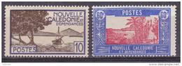 Nouvelle Calédonie - Yvert N° 244 Et 245 Luxes (MNH) - Cote Xx Eur - Prix De Départ 1 Eur - Nouvelle-Calédonie