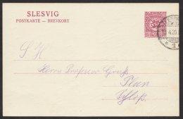 """Schleswig : Bedarf """"Flensburg"""", 13.4.20, P3, O - Deutschland"""