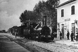 St Christol Dans L'herault La Gare - Trenes