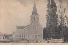 Lussat - L'église - Other Municipalities
