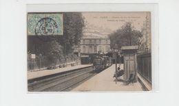 75 PARIS GARE De PASSY Bon Etat - Metro, Stations