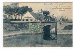 Nieuport-Ville : L'Arche De Noé (1479 Héliotypie De Graeve Gand) - Nieuwpoort