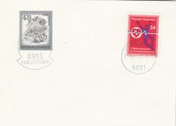 1988 AUSTRIA SONDERTARIF COVER Stamps HEART PACEMAKER SYMPOSIUM Stamps Medicine Health Card - Medicina