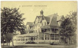 SCHOOTEN - Hôtel Schootenhof - Uitg. A. Elsermans - Schoten