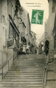 EPERNON - La Rue Saint Pierre - Epernon