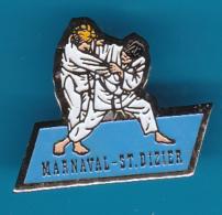 52606-Pin's.Judo.arts Martiaux.Marnaval.Saint-dizier.. - Judo