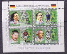Congo 2006 Football M/s PERFORATED  ** Mnh (37132) Promotion - Democratische Republiek Congo (1997 - ...)
