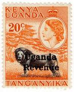 (I.B) KUT Revenue : Uganda Duty 20c - Kenya, Uganda & Tanganyika