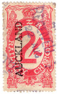 (I.B) New Zealand Railways : Railway Charges 2/- (Auckland) - Unclassified