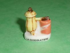 Fèves / Autres / Divers / Alimentation : La Chocolatière    T46 - Charms
