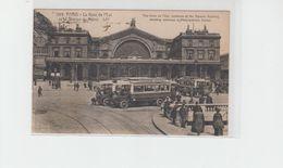 75 PARIS GARE DE L'EST - Metro, Stations