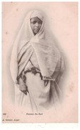 ALGÉRIE . FEMME DU SUD - Réf. N°5463 - - Algeria