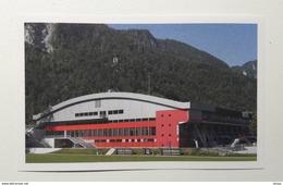 Slovenia Basketball Cards Stickers Nr.172 Sport Hall Podmezaklja Jesenice  EUROBasket 2013 - Stickers