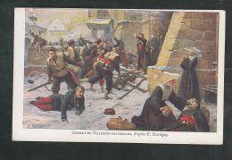 CPA (28) Combat De Villepion-Faverolles D'après E. Boutigny - France