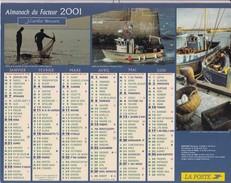 ALMANACH DU FACTEUR 2001 J. CARTIER BRESSON - Grand Format : 2001-...