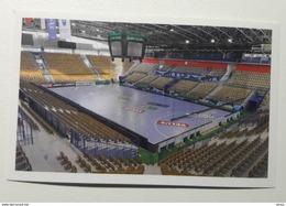 Slovenia Basketball Cards Stickers Nr.170 Sport Hall Zlatorog Handball Club Pivovarna Lasko Celje  EUROBasket 2013 - Stickers