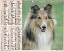 ALMANACH DU FACTEUR 1987  Editeur JEAN CARTIER BRESSON N° 205 - Big : 1981-90