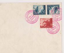 CROATIA   --  NDH   ---  BRIEF   --   IZLOZBA ZIDOVI, JEW, JUIF  /  1942 - Croatia