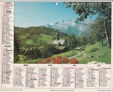 ALMANACH DU FACTEUR 1985  Éditeur JEAN CARTIER BRESSON N° 217 - Big : 1981-90