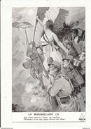 MAURICE PEPIN LA MARSEILLAISE MILITAIRE GUERRE DE 1914 CPA BON ETAT - Pepin