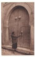 ALGÉRIE . PORTE D'UNE MAISON ARABE - Réf. N°5472 - - Algeria