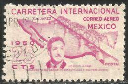608 Mexico President Aleman Highway Bridge Pont (MEX-184) - Mexico