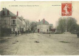 Decize Place Du Champ De Foire - Decize