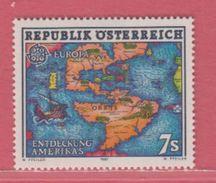 1992 ** (sans Charn., MNH, Postfrish)  Yv  1891Mi  2062ANK 2094 - 1991-00 Unused Stamps