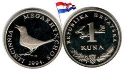 Croatie - 1 Kuna 1994 (Proof) - Croatia