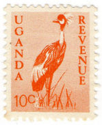 (I.B) KUT Revenue : Uganda Duty 10c - Kenya, Uganda & Tanganyika