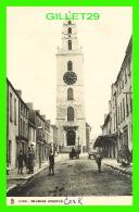 "CORK, IRLANDE - SHANDON STEEPLE, ANIMATED - RAPHAEL TUCK & SONS ""TOWN AND CITY"" - Cork"