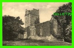 KILLARNEY, IRLANDE - MUCKROSS ABBEY FROM  SOUTH  EAST - - Kerry