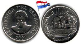 Paraguay - 100 Guaranies 2007 (UNC) - Paraguay