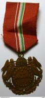 "Hongrie Hungary Ungarn 1939 "" MENS  SANA  IN  CORPORE  SANO  "" Sport Medal - Médailles & Décorations"