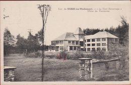 Mahay (Province De Luxembourg) Environs De HARRE LEZ WERBOMONT - Le Vieil Hermitage - Home De Vacances - Manhay