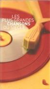 CD    Compil  Des  Plus  Grandes  Chansons  Du  Siècle  ( 3  CD  ) - Musicals
