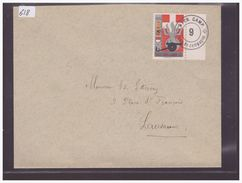 ARMEE SUISSE - TIMBRE MILITAIRE RGT.ART.CAMP.9 - TB - Military Post