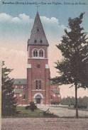 Beverlo, Beverloo, Bourg Léopold, Zicht Op De Kerk (pk40047) - Leopoldsburg