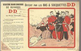 Buvard DD Offert Par Les BAS & SOCQUETTES DD Phrase K - Kleding & Textiel