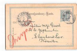 16008  PISCHELSDORF IN  STEIERMARK TP ST. LEONHARD - Germania