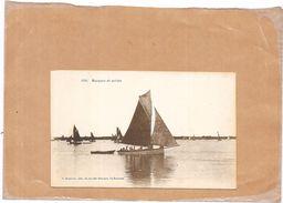 DEPT 17 - Barques De Pèche - Edit Bergevin LA ROCHELLE - BORD - - La Rochelle