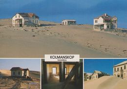 NAMIBIA - KOLMANSKOP - Ghost Town - Ville Fantôme - Namibia
